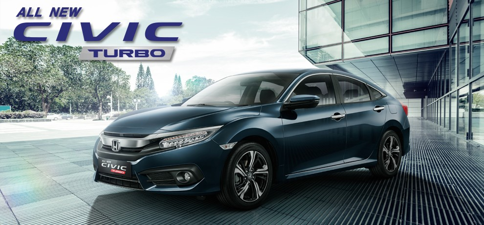 930 All New Civic Turbo Terbaru