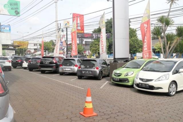Honda Anugerah Parkir