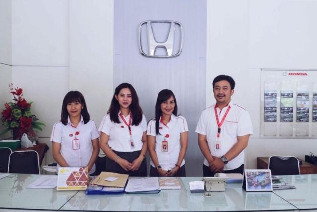 Honda Anugerah Sales