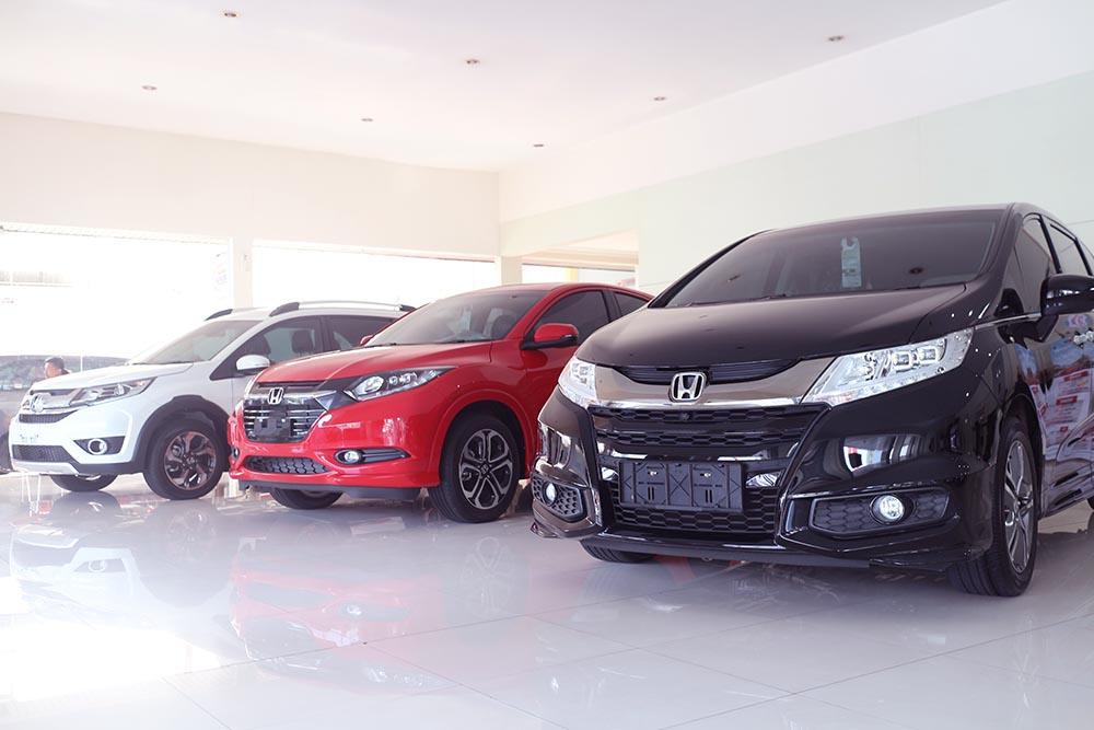 Honda Anugerah Showroom